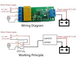 12v relay wiring diagram with motor 12v wiring diagrams