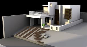 Design Home Exteriors Virtual Concrete And Brick Architecture Waplag Awesome House Exterior Cool
