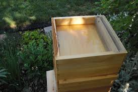 backyard bee hive blog how to use a hive top feeder part i