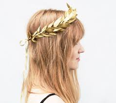 gold headband hair accessory flower crown hippie hippie hippie headband