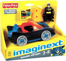 imaginext batmobile with lights fisher price dc super friends batman imaginext batmobile with lights