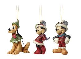 disney traditions tree ornaments from enesco christmasgiftguide