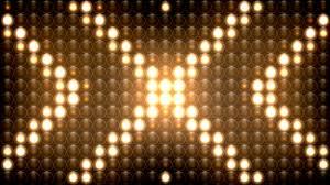 100 led lights loops
