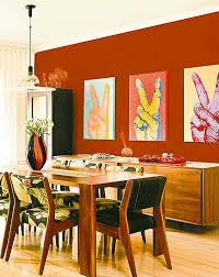connie oliver chew on this winnipeg free press homes painting a fresh colour on a focal wall is an easy and inexpensive way to add drama to a dining room