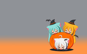halloween anime backgrounds 19 halloween wallpapers for your android androidguys
