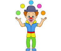 clowns juggling balls free circus clipart clip pictures graphics illustrations