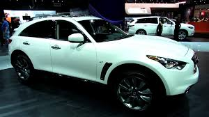 2014 infiniti qx70 information and photos zombiedrive