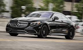 mercedes test 2015 mercedes s65 amg coupe test review car and driver