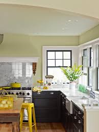 is green a kitchen color 25 best kitchen paint and wall colors ideas for popular