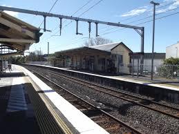 Alderley railway station, Brisbane