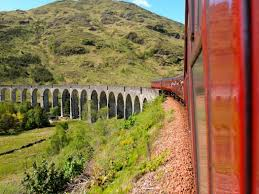 Backyard Trains For Sale by Riding The Harry Potter Train In The Scottish Highlands