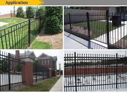 wrought iron garden wall fence antique wrought iron railing