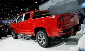 nissan frontier vs f150 a weighty matter chevy colorado vs ford f 150