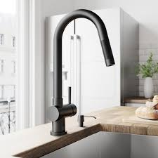 Kitchen Faucet Seattle The Contemporary Brass Kitchen Faucet With Color Changing Led