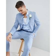 light blue jacket mens island wedding linen suit jacket in light blue men ac0rwmqluxyueu