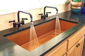 copper faucet kitchen copper kitchen sink faucet snaphaven