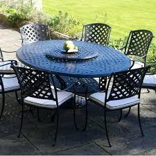 Aluminium Patio Table Cast Aluminium Garden Furniture Hydraz Club