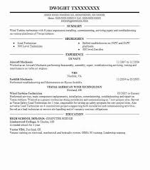 student entry level mechanic resume template diesel mechanic