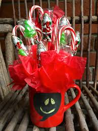 5 holiday gift ideas diy christmas candy bouquet tutorial