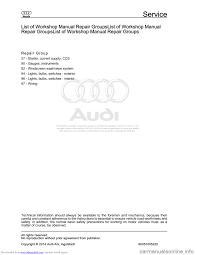 100 service manual for 2001 audi a6 audi a8 2003 d3 2 g