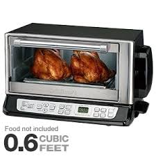 Cuisanart Toaster Oven Cuisinart Cto 390pc Toaster Oven 0 6 Cubic Ft Capacity Heat