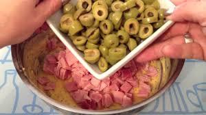 recette de cuisine salé faire un cake aux olives et jambon recette cake salé