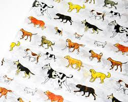 dachshund wrapping paper dog wrapping paper etsy