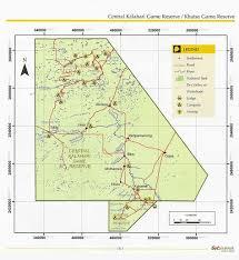 africa map kalahari central kalahari central kalahari reserve ckgr