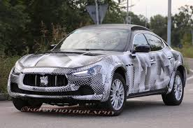 maserati truck maserati levante suv coming soon alfieri on its way eventually