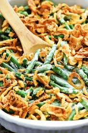 the best green bean casserole in the lofthouse