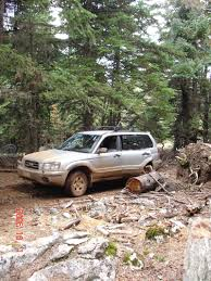 modified subaru forester off road historical hysterical off road forester pictures page 7