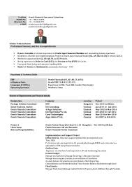 Oracle Financial Consultant Resume Httpwwwwhitehallresourcescoukwp Content Page 4 Of 6 5 Oracle