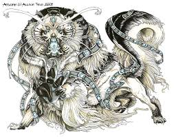 fu dogs fu dog on legendary creatures deviantart