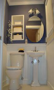 toilet top decor small powder room storage ideas half bath design
