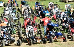 baja car rit hosts 100 off road race teams at baja sae world challenge in