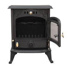 lincsfire harmston ja013s 5 5kw multifuel stove clean burn wood