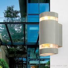 Gu10 Outdoor Lights 2018 8w Gu10 Outdoor Lighting Wall Pack Modern Led Wall L