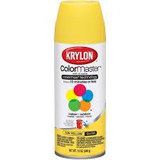 krylon colormaster sun yellow walmart com