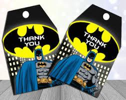 batman party supplies batman party favors etsy