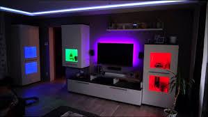 wohnzimmer led led ideen wohnzimmer gemütlich auf mit wohnzimmer led ideen 13