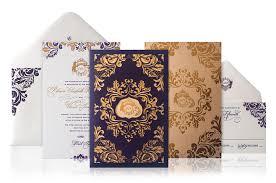 Gold Foil Wedding Invitations Rebecca Varun U0027s Lasercut And Gold Foil Wedding Invitations