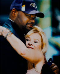 Movie The Blind Side Cast The Blind Side True Story Real Leigh Anne Tuohy Michael Oher