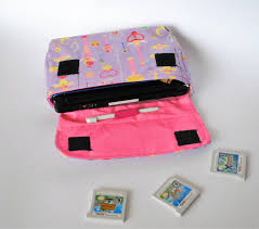 sailor moon 3ds 3ds xl new 3ds carrying case made to order