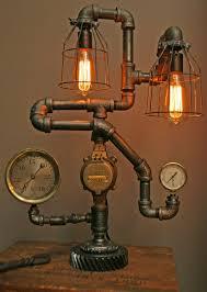Steunk Light Fixtures 32 Totally Cool Steunk Light Fixtures Vintage Lightbulbs