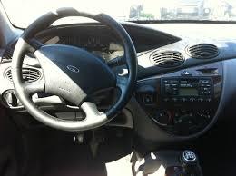 2000 Ford Focus Interior 2000 Ford Focus 2 0