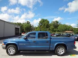 atlantic blue pearl 2002 dodge dakota slt quad cab exterior photo