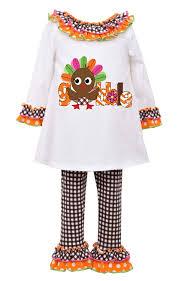 thanksgiving 05106158 zi ivory kids girls sets dillards