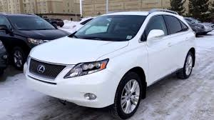 lexus cars 2011 lexus certified pre owned 2011 white rx450h hybrid ultra premium