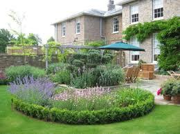 landscape ideas for front yard the design excellent flower garden