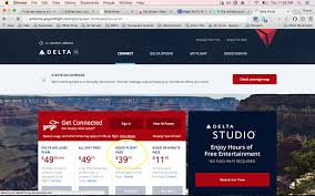Delta Inflight Wifi by How I Outsmarted Gogo U0027s Unfair Monopolistic Pricing With Help